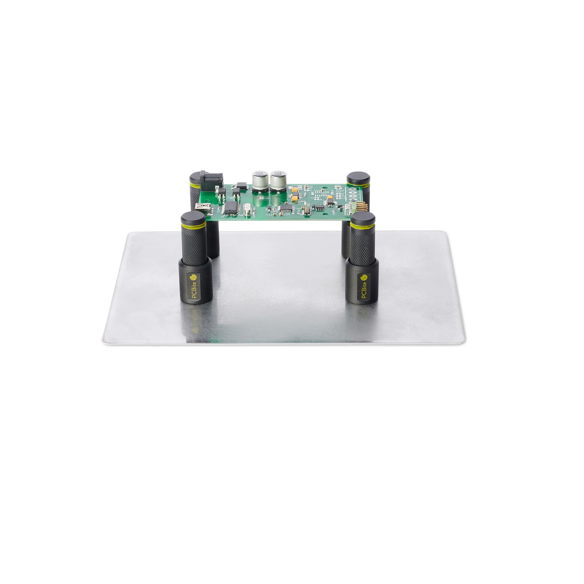 PCBite kit small base plate with 4 holders