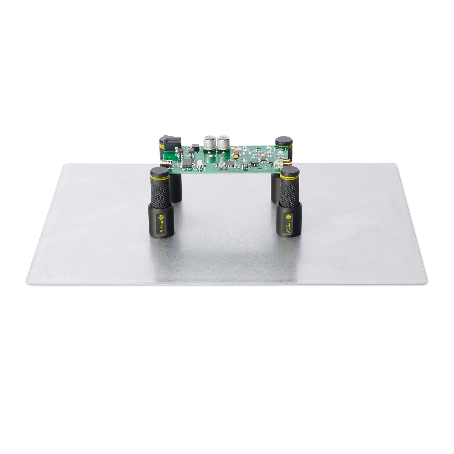 PCBite kit with large base plate