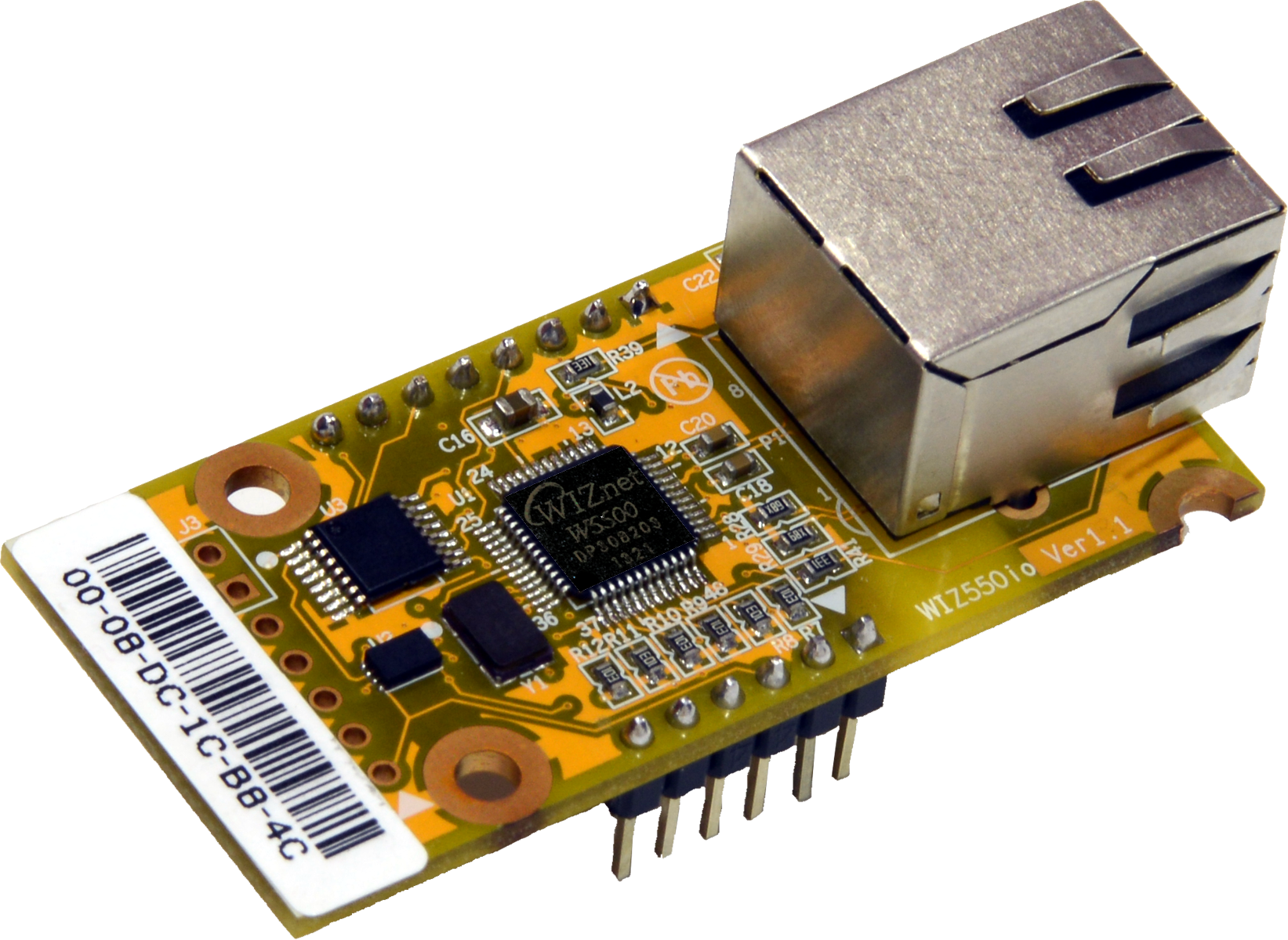 WIZ550io Module version 1.1