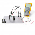 PCBite kit with 2x SP10 probes for DMM