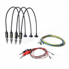 4x PCBite probes with test wires