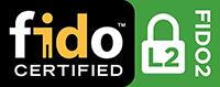 FIDO Lvl2 logo